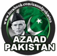 azaad pakistan logo